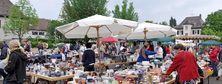 Flohmarkt der Albert-Schweitzer-Schule Schorndorf
