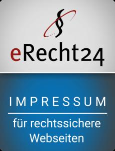 erecht24-siegel-impressum